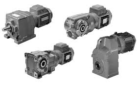 Motor reducers cylindrical coaxial