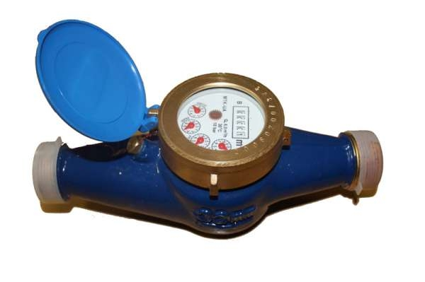 Счетчики воды WM-1.5 Dn 15 (ХВ) мокроходы