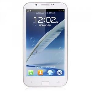 Купить Фаблет Y8750 Phablet 1G RAM 5.3 Inch 8.0MP White