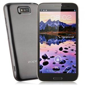 Купить Фаблет ZOPO ZP950+ Phablet Quad core 16 ГБ ROM