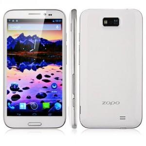 Купить Фаблет ZOPO ZP950+ Phablet Quad core 16 ГБ ROM White