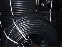 Купити Водопровідні труби з полиэтилена марки ПЭ-80/100. Для трубопроводів, що транспортують воду, повітря, кислоти, луги й різні агресивні середовища, до яких полиэтилен хімічно стійок