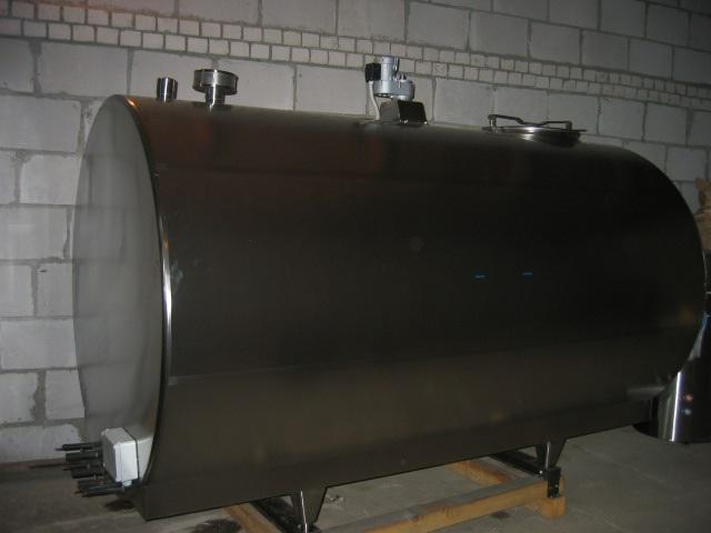 Купити Баки, резервуари, ємності з нержавіючої й конструкційної сталі