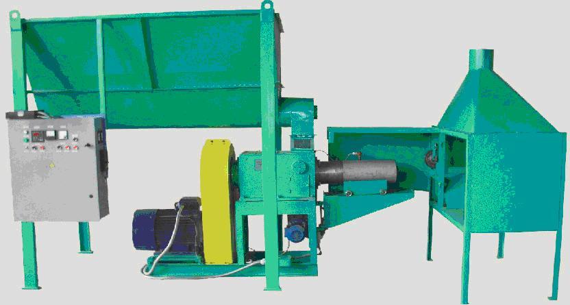 Купить Пресс-шнековый АКП-350, производительность 350+ кг/час