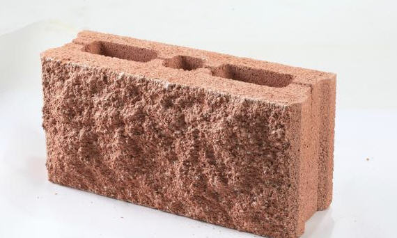 Buy The block is concrete chipped
