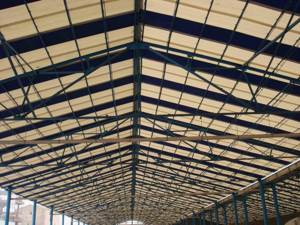 Buy Roofs industrial Ukraine