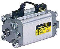 Купить Пневмоцилиндры (диаметры 2,5 – 200 мм): Короткоходовые цилиндры PEC Ø 16 до 80 мм