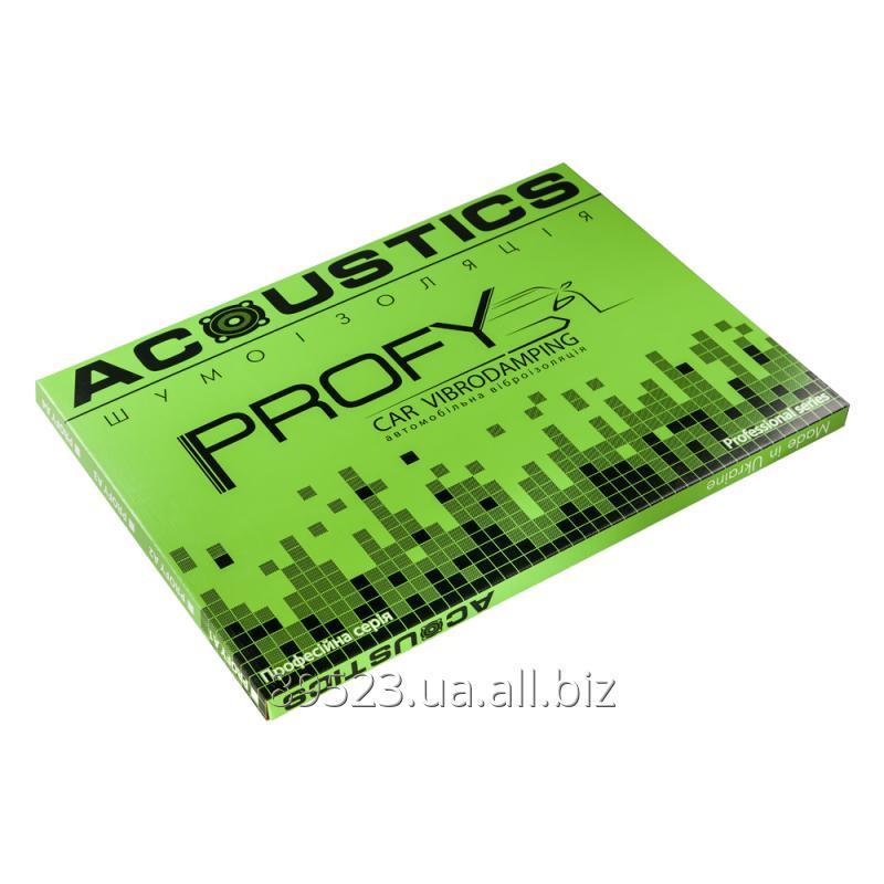 Купить Виброизоляция Profy 1.8 мм 500х700