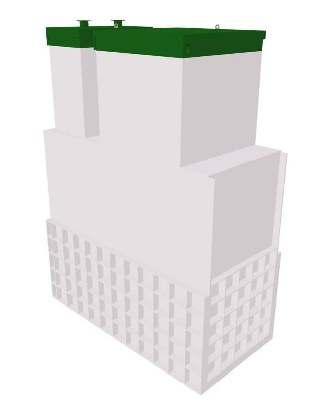 Купить Септики топаэро-3 long пр