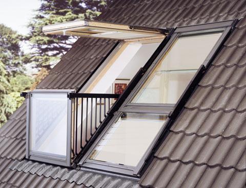 Купить Окна мансардные VELUX (Дания), FAKRO (Польша)