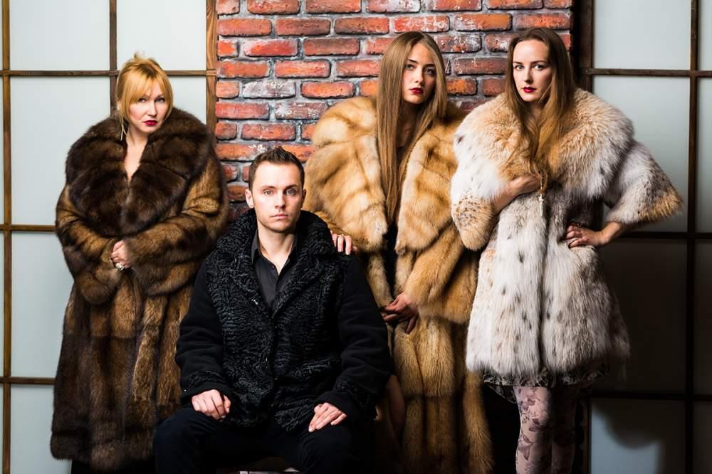 Купити Ексклюзивні хутряні куртки жіночі Київ 46a0f18091be8