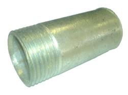 Резьба оцинкованная стальная короткая Ду 15-80
