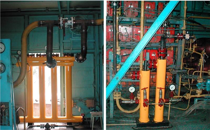 Купить Установка подготовки газа для АГНКС