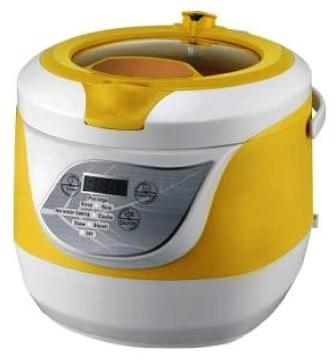 Мультиварка HILTON LC 3905 Lazy Cooker (Yellow)
