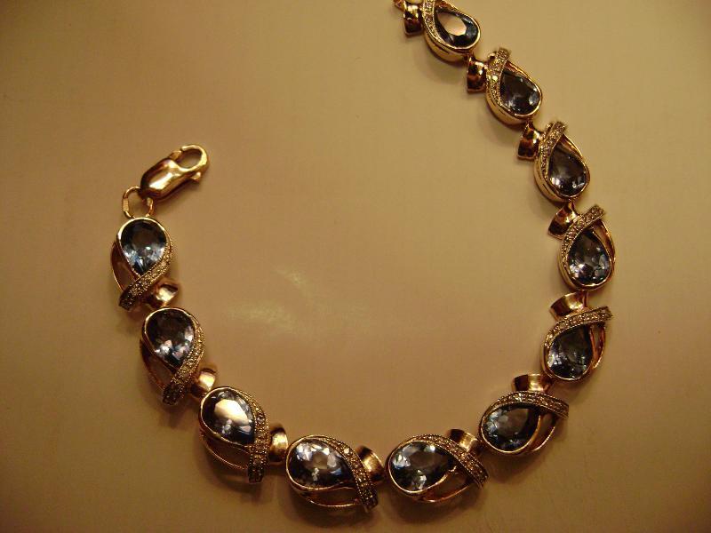 Браслеты из золота с камнями с ценами