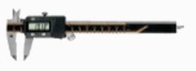 Штангенциркуль с цифровой индикацией IP 40 тип ШЦЦ-I I.D.F s.r.l.