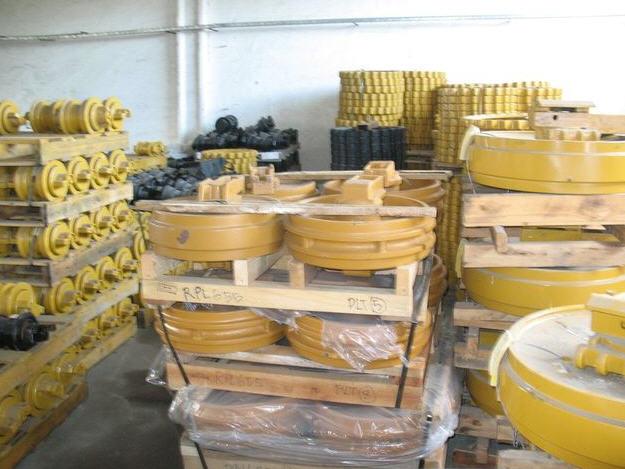 Buy Spare parts for loader-digger - JCB - CAT - Volvo - ATLAS