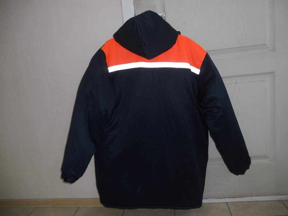 Buy Working under the order having sewed jackets sale
