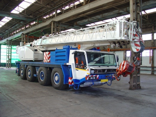 Buy TADANO FAUN ATF90-4 truck crane