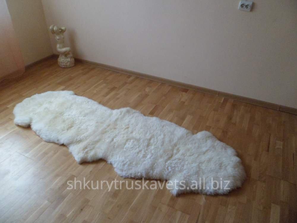 Купить Коврик дорожка с овечьих шкур, 505