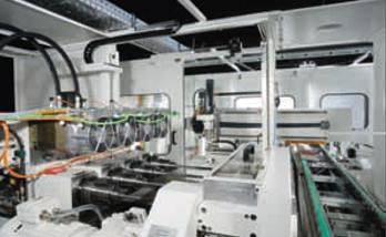 Установка для глубокого сверления TBA 1-6/E-400/4+4 GK Loch