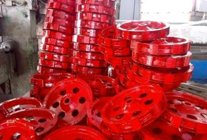 Buy Wheel rotary RTSh-2.01.200-02