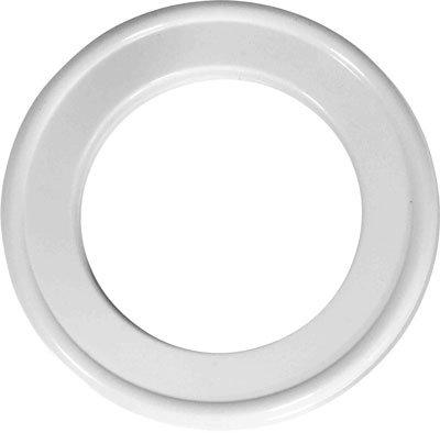 Розетка металлическая для вытяжек круглая