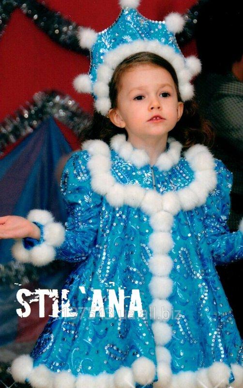 Дитячий новорічний костюм
