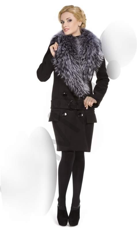 Женское пальто, Пальто зимнее женское Саманж купить в Донецке ec687166d10