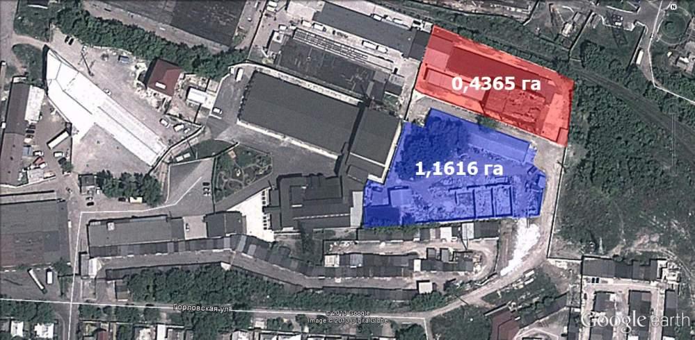 Купити Складський комплекс у Донецьку