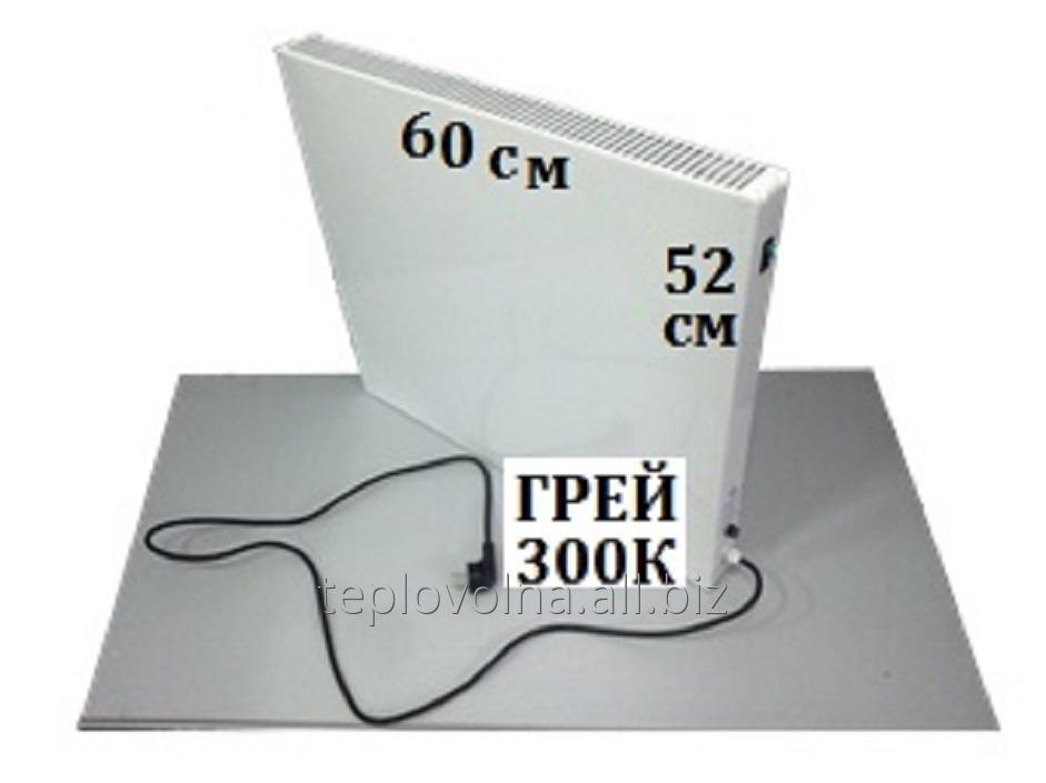 Купить Обогреватель инфракрасный, ГРЕЙ-300К, отопление, длинноволновой, электрический