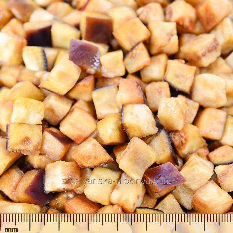 Buy Eggplant frozen cube 10 * 10 or 20 * 20
