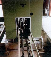 Мойка баллонов (Оборудование для производства газовых баллонов)