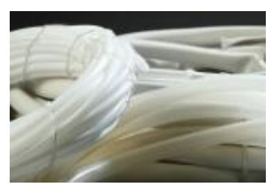 Трубка из поливинилхлоридного пластиката (ПВХ)