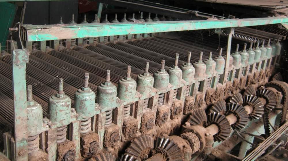 Оборудование для первичной обработки льнотресты