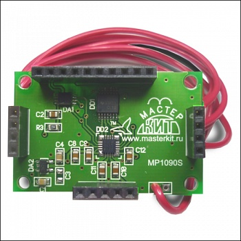 Arduino FM of radio MP1090S