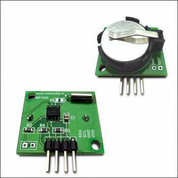 Arduino hours of MP1095