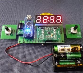 Arduino radio designer of FM EK-004A