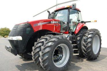 Купить Трактор Case MX 340 MAGNUM