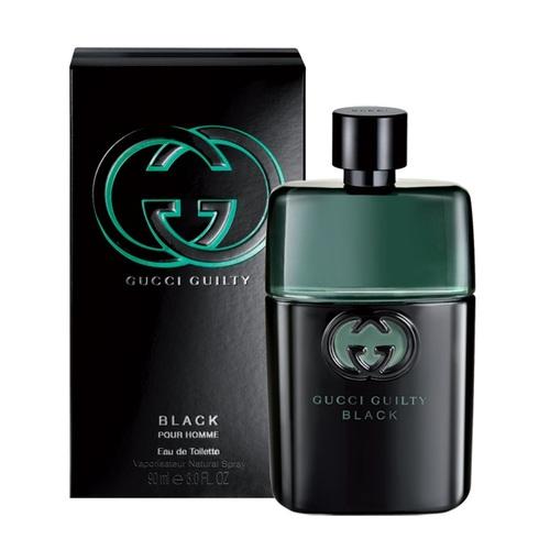 Продам чоловічий парфюм Gucci Guilty Black pour Homme купити в Харків fb4d75d1a2702