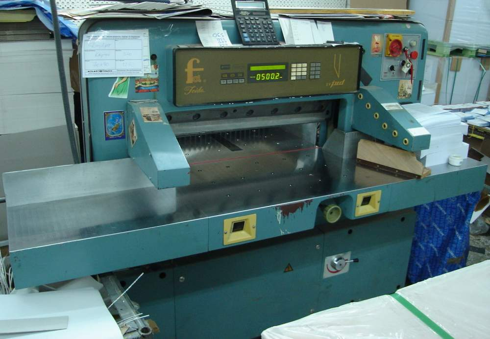 Buy One-knife guillotine of Feida FD-780