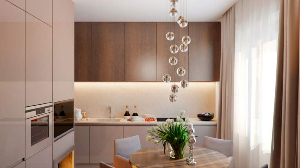 Buy Kitchens from an interline interval of the Belarusian CALL factory (Cuisines of Belarus)