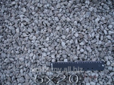 Buy Buy macadam Kiev, fraction 5-20, delivery of crushed stone