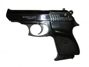 Стартовый пистолет ekol lady (чёрный)