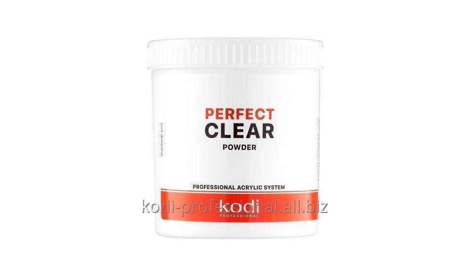 Perfect Clear Powder Kodi professional 500 gr Базовый акрил прозрачный