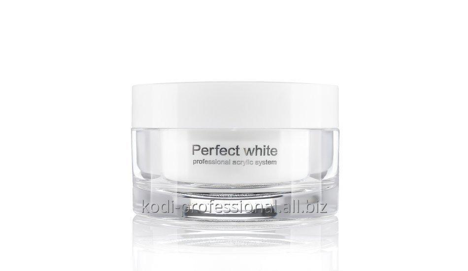 Perfect White Powder Kodi professional 40 гр Базовый акрил белый