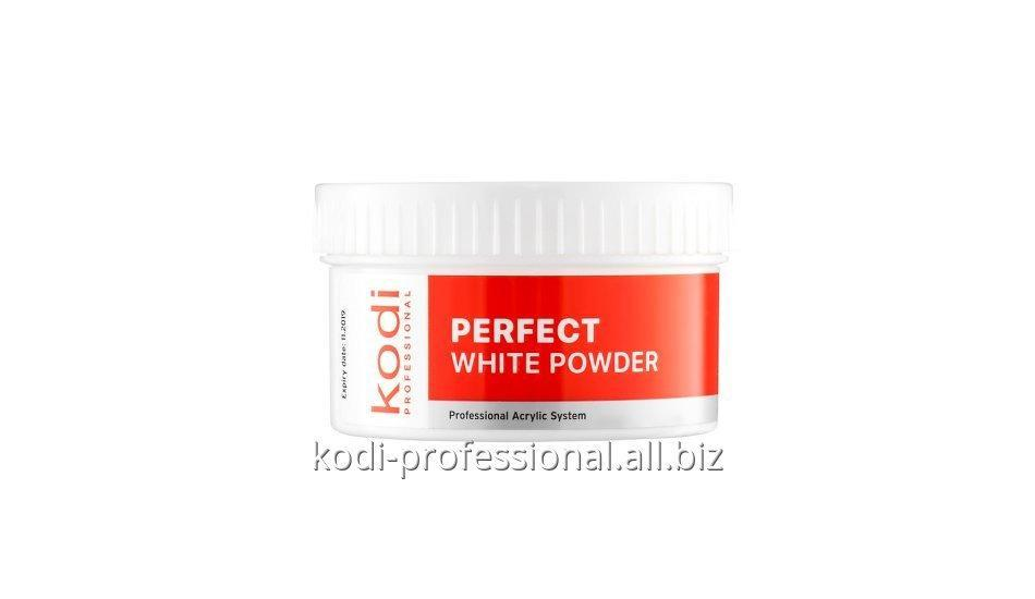Perfect White Powder Kodi professional 60 гр. Базовый акрил белый