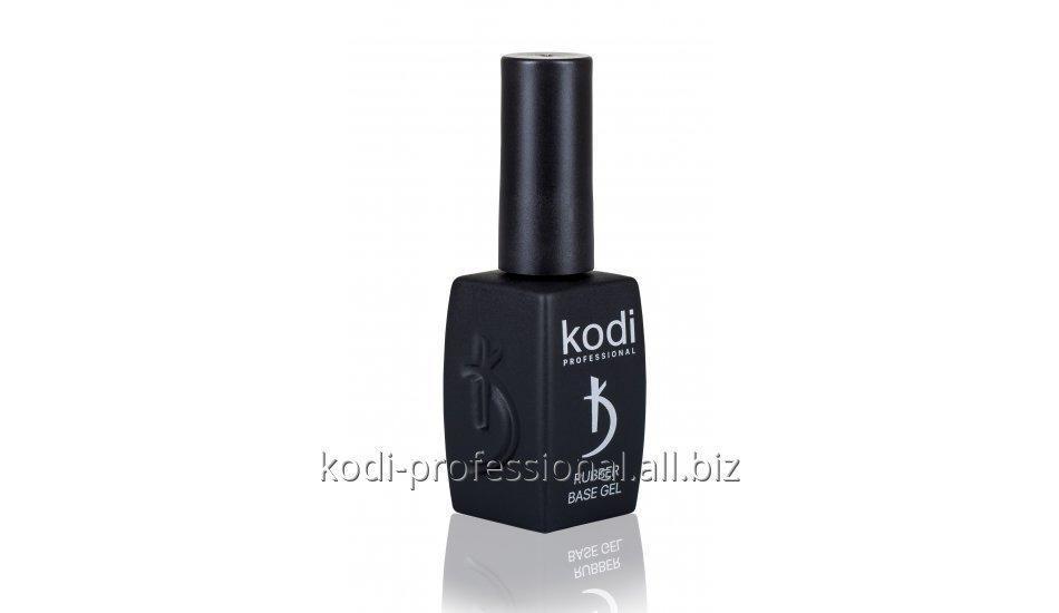 Rubber Base  Kodi professional 12 мл Каучуковая основа для гель лака