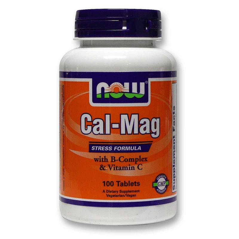 Buy NOW CAL-MAG500/250MG/100TAB