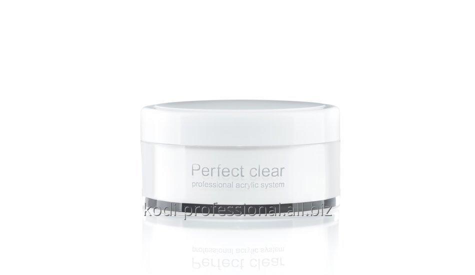 Perfect Clear Powder Kodi professional 22 gr Базовый акрил прозрачный